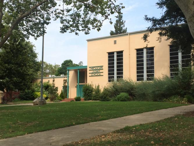 History - Theodore Judah Elementary School